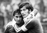 1970er Hans Walitza und Werner Balte