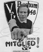 1977 VfL Bochum Mitgliederwerbung