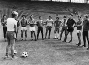 1977 VfL Bochum Training