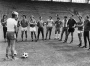 1977 VfL Bochum Training