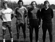 1974/75 Köper, Eggeling, Scholz, Kaczor