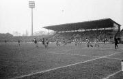 1973/74 Blick auf die Haupttribüne VfL-FCK