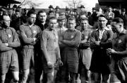 1942 Fussball während des Krieges