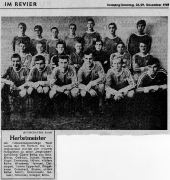 Saison 1968/69