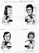 1974/75 Karikaturen