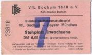 1973/74 Tickets