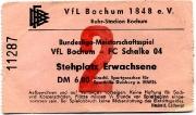 1974/75 Tickets
