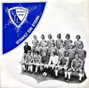 1973 VfL Schallplatte - Strahlt ein Stern