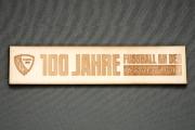 Holzschild 100 Jahre