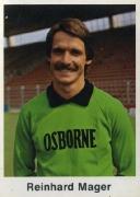 1977/78 G Reinhard Mager