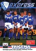 1990/91 - 9 Werder Bremen