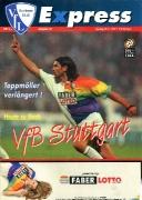 1997/98 - 7 VfB Stuttgart