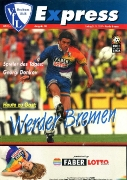 1997/98 - 8 Werder Bremen