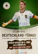 2012/13 - U21-Länderspiel Deutschland - Türkei