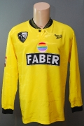 1996/97 Faber Gospodarek 1 Torwart Trikot